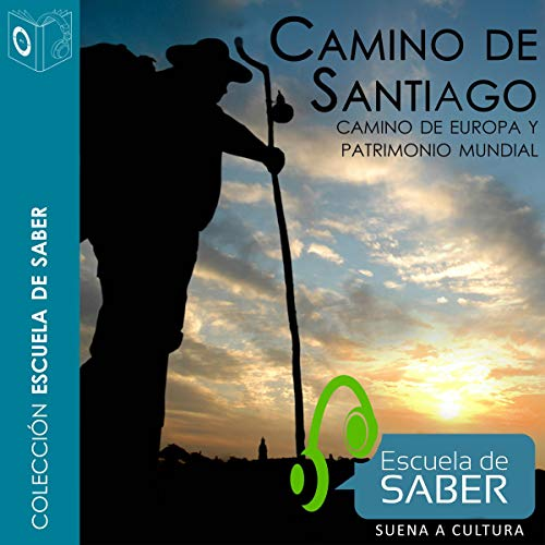 Camino de Santiago [Santiago's Road] audiobook cover art