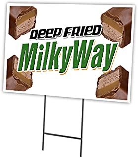 DEEP Fried Milky Way 12