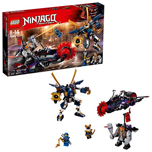 LEGO Ninjago - Killow vs. Samurái X (70642)