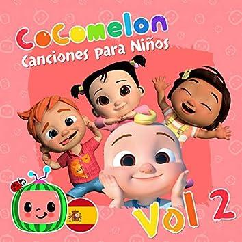 Cocomelon Éxitos para Niños, Vol 2