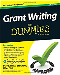 How to get government grants to write a book