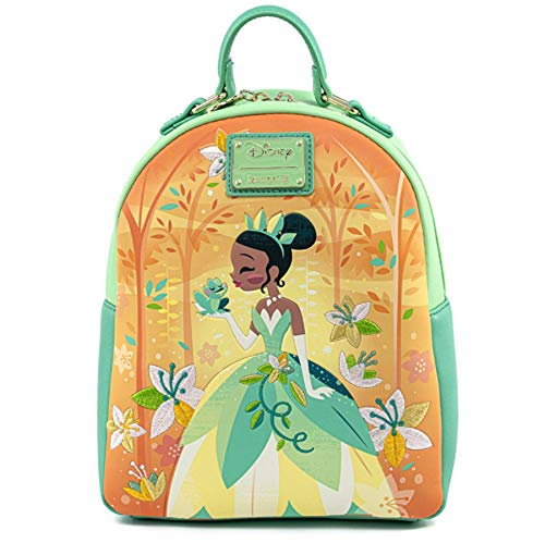 Loungefly Disney Tiana Mini Backpack Standard