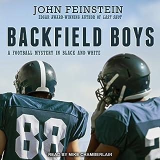 Backfield Boys audiobook cover art