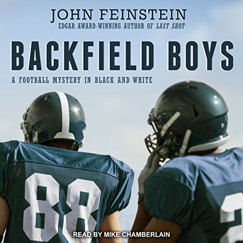 Backfield Boys  By  cover art
