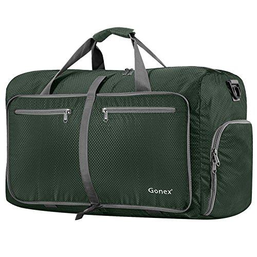 Gonex - Bolsa Equipaje Plegable Deporte Viaje Multiusos