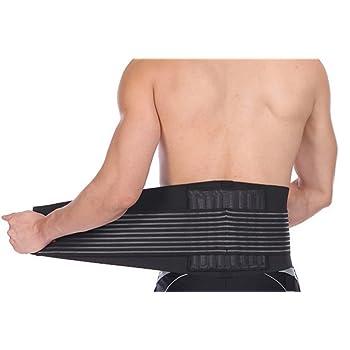 ガッチリ 至高のコルセット World Bridge 腰痛コルセット 8本の特殊ボーン 腰サポーター 腰痛ベルト 説明書付き(L)