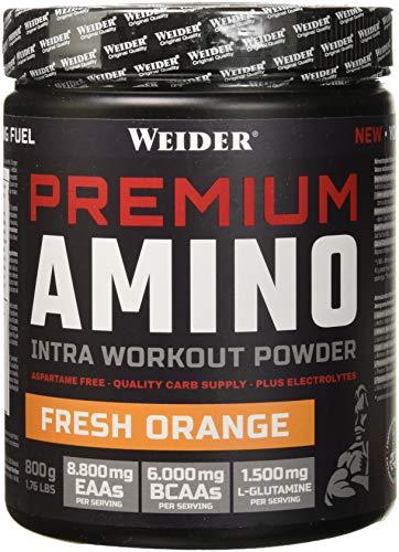 Weider Premium Amino Powder, Gusto arancia - 800g