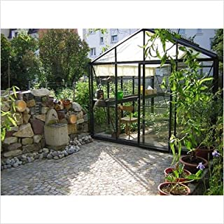 Bundle-34 Royal Victorian 10' x 15' Glass Greenhouse (4 Pieces)
