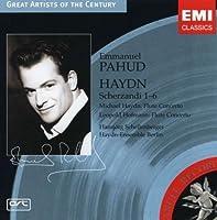 Haydn: Scherzandi #1-6/Flute Concerto in D - Emmanuel Pahud, Haydn Ensemble Berlin by J. Haydn (2005-08-02)