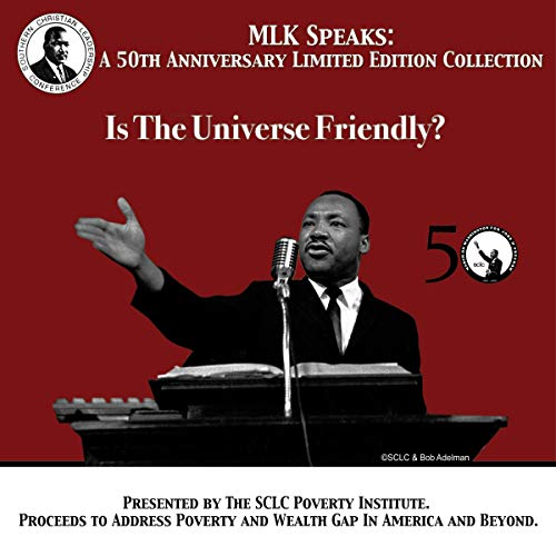Is the Universe Friendly? Audiobook By Dr. Martin Luther King Jr. cover art