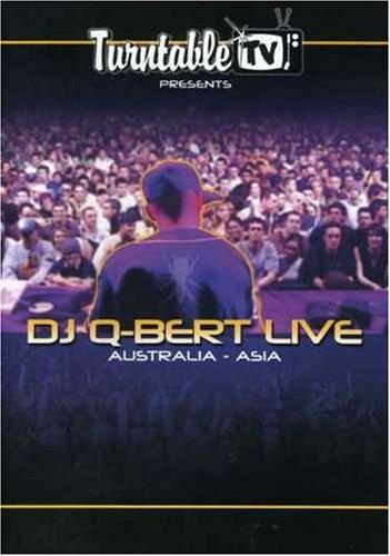 Turntable TV Presents DJ Q-Bert Live: Australia - Asia