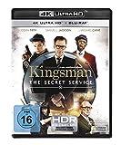 Kingsman - The Secret Service (4K Ultra HD) (+ Blu-ray)
