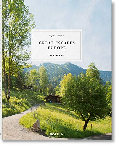 Compare Textbook Prices for Great Escapes: Europe. The Hotel Book. 2019 Edition Multilingual Edition Multilingual Edition ISBN 9783836578073 by Taschen, Angelika