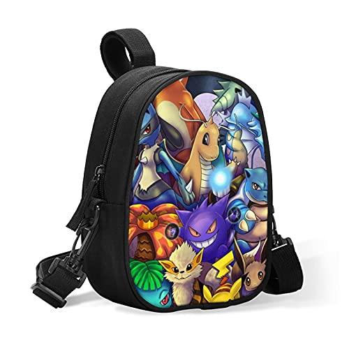 Pokémon Sac isotherme pour biberon de bébé, sac à déjeuner, sac portable, sac pour maman, produits de bébé, mode et mignon
