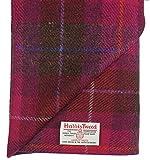 Harris Tweed-Stoff, 100% Reine Wolle, mit Etiketten, 75 x