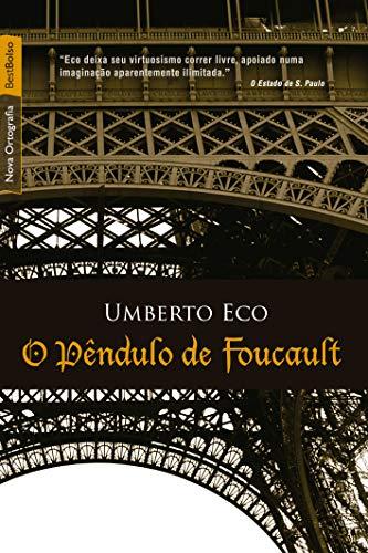 O pêndulo de Foucault (edição de bolso)