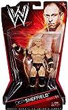 Mattel WWE Serie 11 Skip Sheffield Lucha Libre Figura de Accin