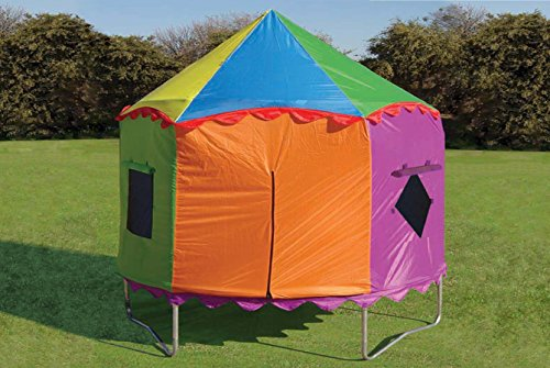 8ft x 11.5ft Jumpking Oval Trampoline Circus Tent
