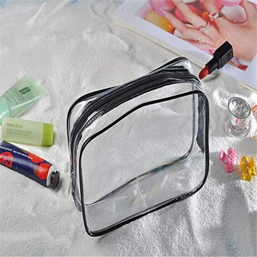 ARR Travel Organizer Clear Make-up Bag Schoonheidstas Schoonheidstas Toilettas make-up zak wassen zakken