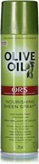 ORS Nourishing Sheen Spray with Olive Oil, 275 ml