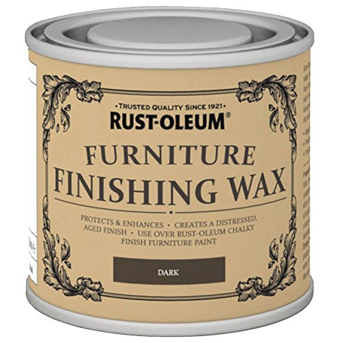 Rust-Oleum Dunkles Möbel-Finishing-Wachs, 125 ml