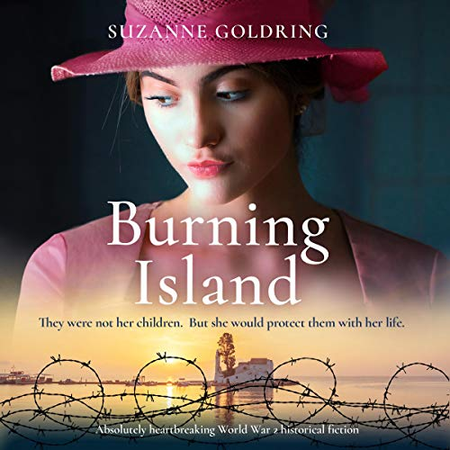 Burning Island cover art