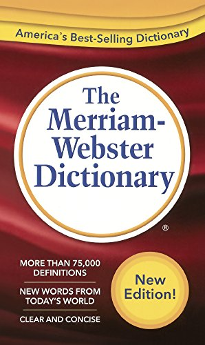 The Merriam-Webster Dictionary (Turtleback Binding Edition)