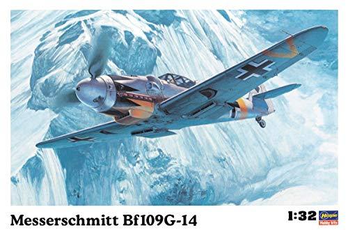 ハセガワ 1/32メッサーシュミット Bf109G-14