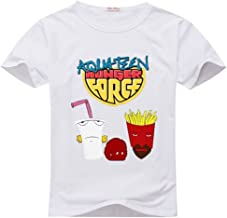 Yangshan Lin Mens Funny Aqua Teen Hunger Force Forever T-shirts - Pattern 1