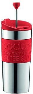 Bodum K11067-294 kaffebryggare 0,35 l röd TRAVEL PRESS
