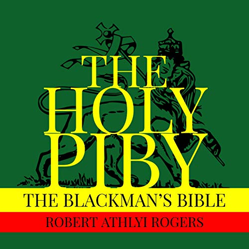 The Holy Piby cover art