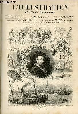 L'ILLUSTRATION JOURNAL UNIVERSEL N° 1800- Histoire de la semaine - Courrier de Paris -