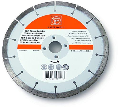 Preisvergleich Produktbild Fein (Multimaster) Diamantscheibe 180mm für MF 12-180,  63502146011