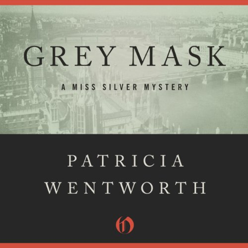 Grey Mask audiobook cover art