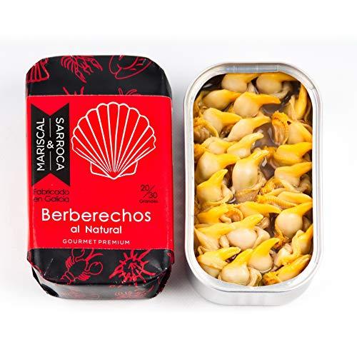 Berberechos al natural 20/30 grandes Gourmet Premium - Mariscal & Sarroca