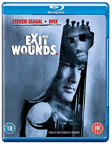 Exit Wounds [Blu-ray] [2001] [Region Free]