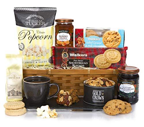 Highland Hamper, Scottish Hampers, Hamper Gift Baskets, Food Hamper and Gifts