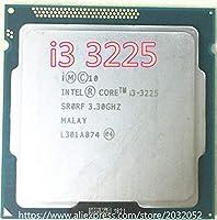 Core i3-3225 i3 3225 I3 3225 Processor HD Graphics 4000 (3M Cache, 3.30 GHz) LGA1155 Desktop CPU