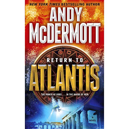 Return to Atlantis     A Nina Wilde and Eddie Chase Novel              By:                                                                                                                                 Andy McDermott                               Narrated by:                                                                                                                                 Robin Sachs                      Length: 16 hrs and 28 mins     128 ratings     Overall 4.4