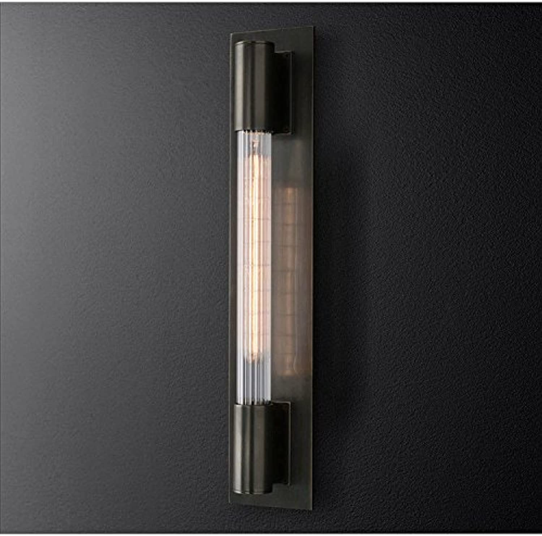 StiefelU LED Wandleuchte nach oben und unten Wandleuchten Modell Zimmer Schlafzimmer Wohnzimmer hotel Bett wand Lampen Spiegel vordere Scheinwerfer, schwarz matt W9H 58 cm L 11 Wahlen Wahlen