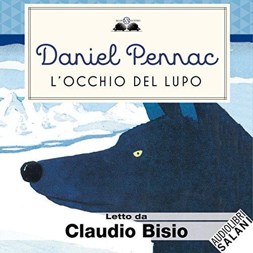 L'occhio del lupo audiobook cover art