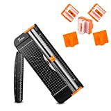Best Paper Cutters - Firbon A4 Paper Cutter Bundle with 5Pcs Replacement Review