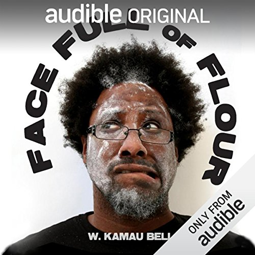 Face Full of Flour audiobook cover art