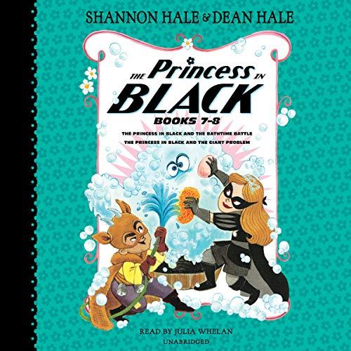 The Princess in Black, Books 7-8 cover art