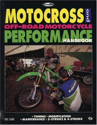 Motocross and Off-road Motorcycle Performance Handbook (Cyclepro)