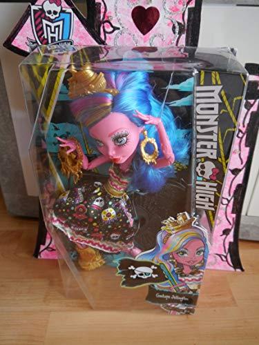 Monster High Gooliope Jellington | Mattel | Schaurig Schöne Show 43 cm Puppe