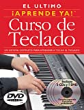 Aprende Ya! Curso de Teclado: 3 Books/3 CDs/1 DVD Boxed Set