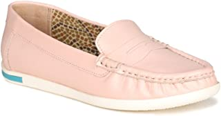 VAPH Women's Cleo Leather Loafers