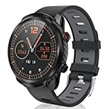 catshin Smart Watch for Android and iOS Phone, Fitness Tracker for Men Women with Pedometer Heart Rate Monitor Sleep Tracker IP67 Waterproof Smartwatch Compatible with iPhone