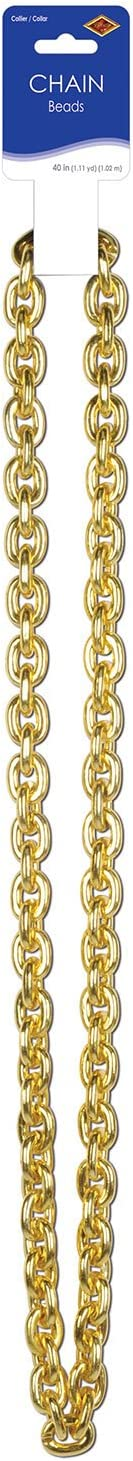 Chain Beads gold Party count Now free shipping Accessory Card Ranking TOP13 1